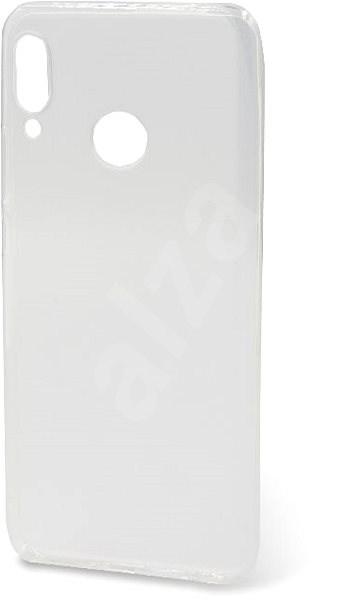 Epico Ronny Gloss pro Huawei Nova 3i - bílý transparentní - Kryt na mobil