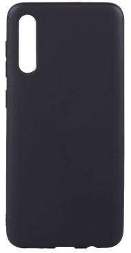 Epico Silk Matt Case pro Samsung Galaxy A50 - černý - Kryt na mobil