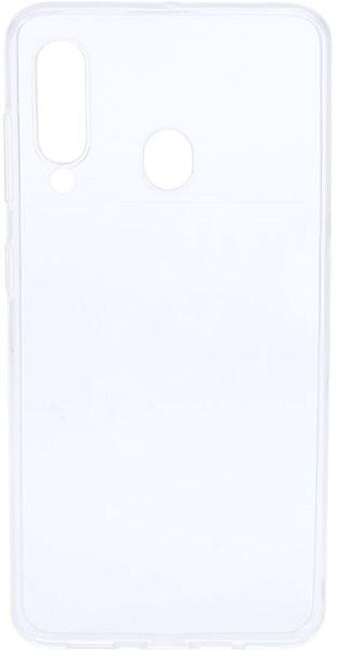 Epico RONNY GLOSS CASE Samsung Galaxy A60 - bílá transparentní - Kryt na mobil