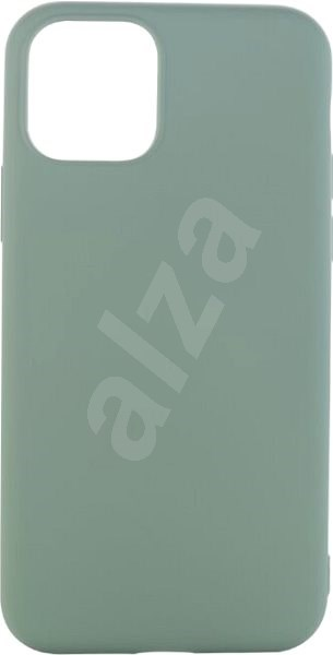 EPICO CANDY SILICONE CASE iPhone 11 Pro - zelený - Kryt na mobil