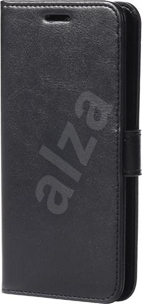 Epico Flip Case pro Honor 8X - černé - Pouzdro na mobilní telefon