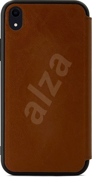 Epico Flip Case with Magnetic Closure iPhone XS Max - hnědé - Pouzdro na mobilní telefon