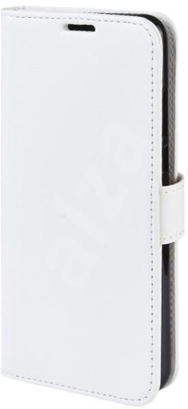 Epico Flip case pro Huawei P30 Lite - bílé - Pouzdro na mobilní telefon