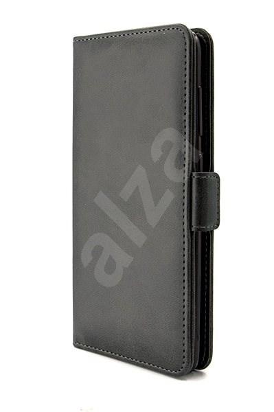 Epico ELITE FLIP CASE Samsung Galaxy A20e - černé - Pouzdro na mobilní telefon