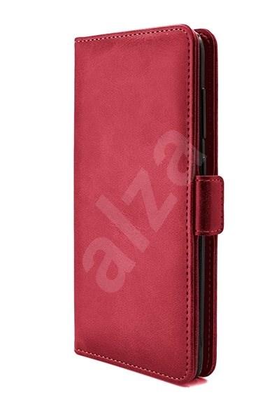 Epico ELITE FLIP CASE Xiaomi Redmi Note 7 - červené - Pouzdro na mobilní telefon