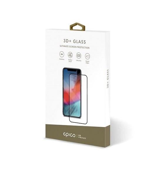 Epico GLASS 3D+ Sony Xperia Z4 - černá - Ochranné sklo