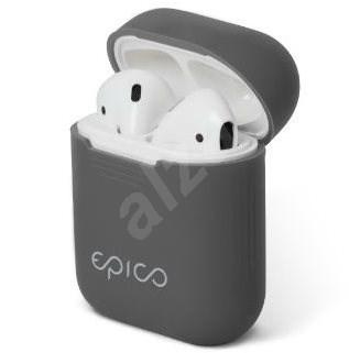 Epico AirPods pouzdro, šedé - Obal