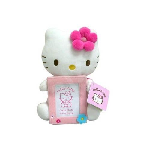 Hello Kitty fotorámeček, 18cm - Plyšová hračka