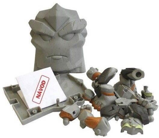 Gormiti 3D skládací figurka - Herní set