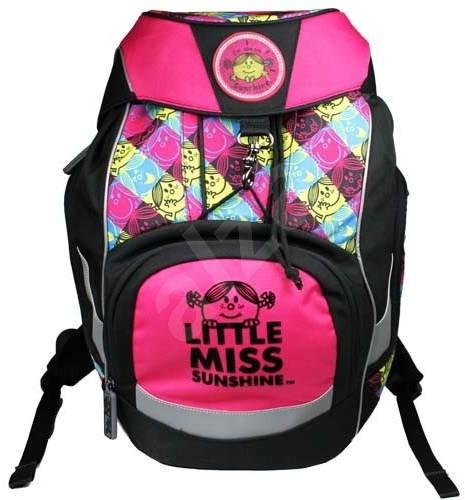 Little Miss Sunshine - Školní batoh  6c680fcb68