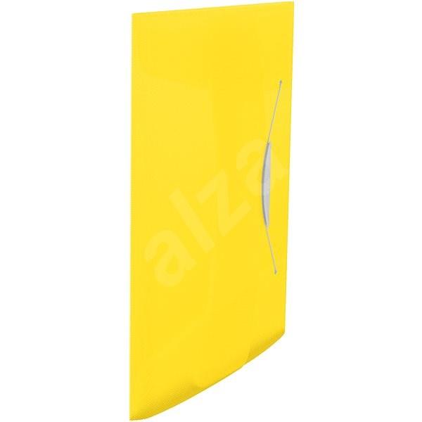 ESSELTE Vivida 15mm žluté - Desky na dokumenty