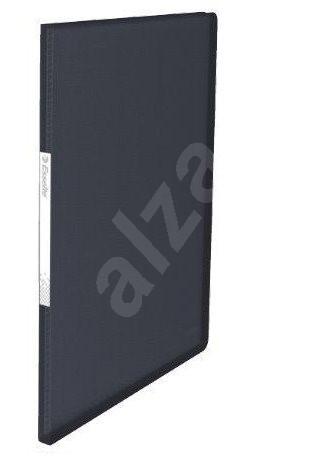ESSELTE Vivida měkká, 20 kapes, černá - Katalogová kniha