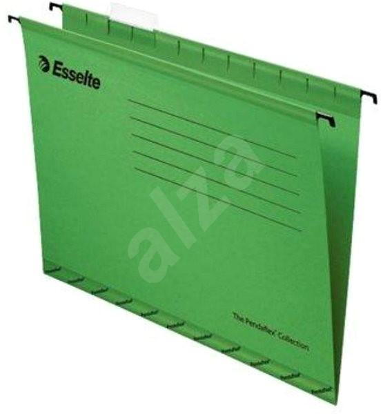 ESSELTE Classic A4 zelené - Desky