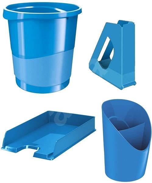ESSELTE - plastová sada doplňků III. - Sada