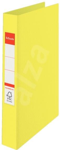 ESSELTE Colour´Ice A4 25mm žlutý - Šanon