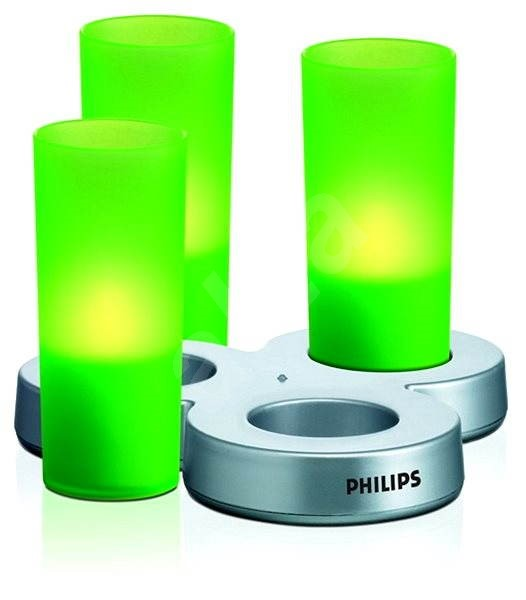 Philips IMAGEO Green Candle - Lampa