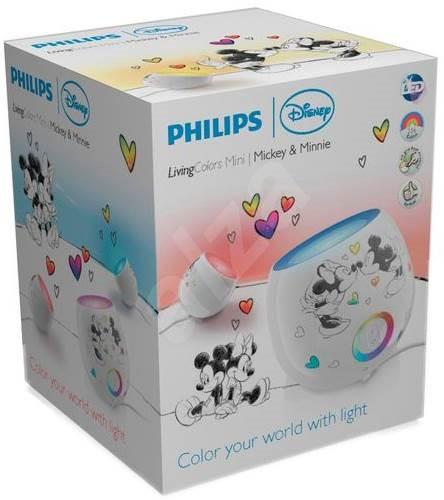 Philips Living Color Mini Micke 71703/55/26 - Lampa
