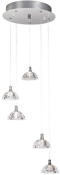 Philips Massive 40659/11/10 - Lampa