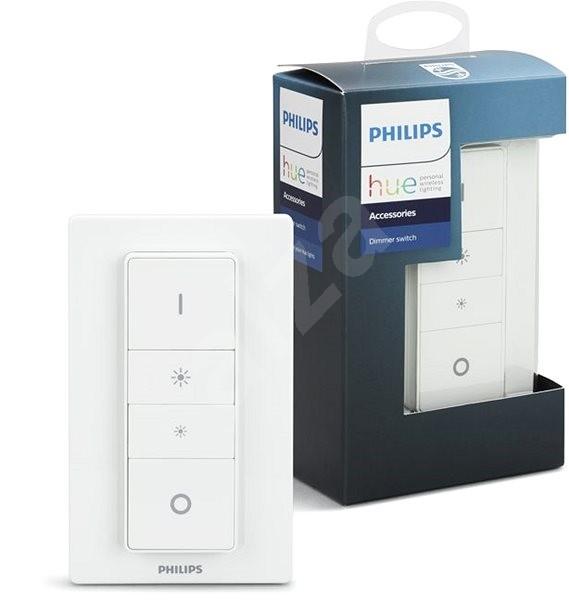 Philips Hue dimmer switch  - Bezdrátový ovladač