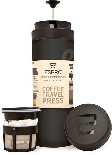 ESPRO Travel Press černý - French press