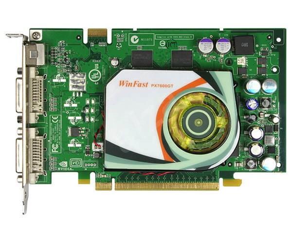 Leadtek WinFast PX7600GT TDH HDCP - Grafická karta
