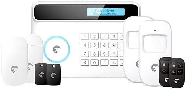 eTiger S4 Combo SECUAL - Alarm