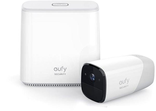 Eufy kamera + homebase - Zabezpečovací systém