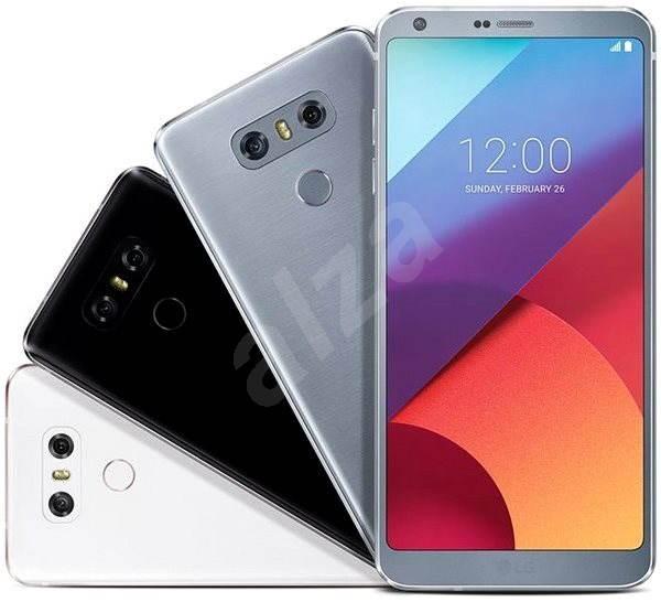 LG G6 - Mobilní telefon
