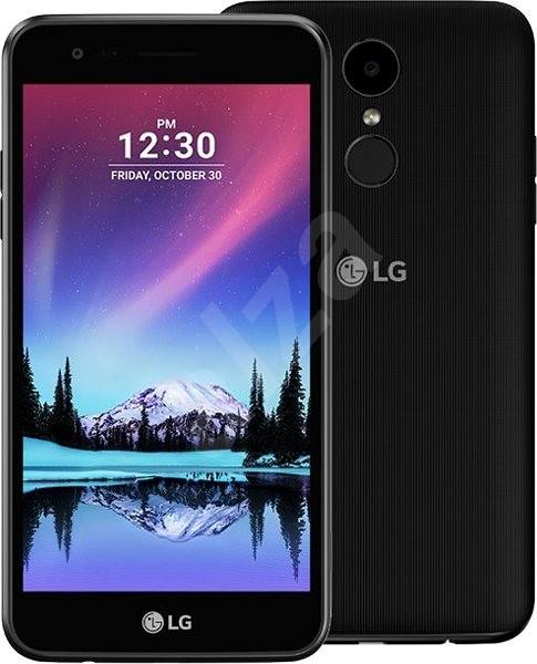 LG K4 2017 Black - Mobilní telefon | Alza cz