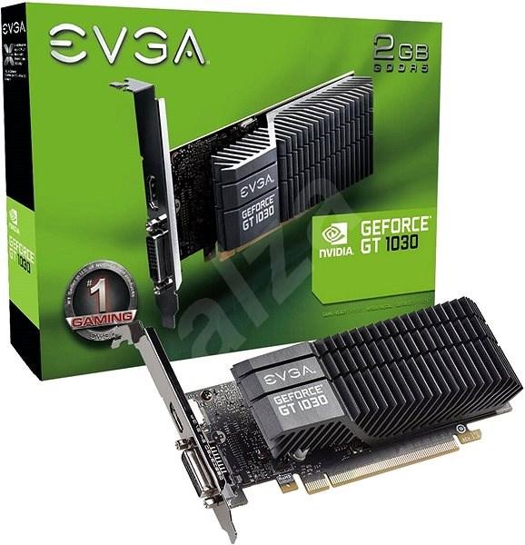 EVGA GeForce GTX 1030 SC Passive - Grafická karta