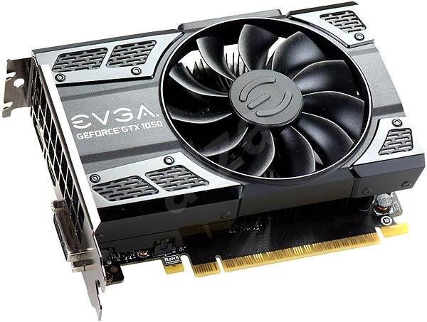 EVGA GeForce GTX 1050 Ti SC GAMING - Grafická karta