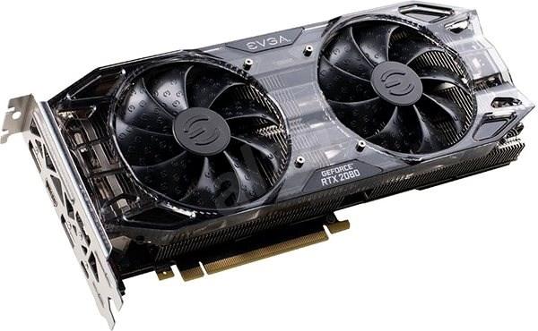 EVGA GeForce RTX 2080 BLACK EDITION GAMING - Grafická karta