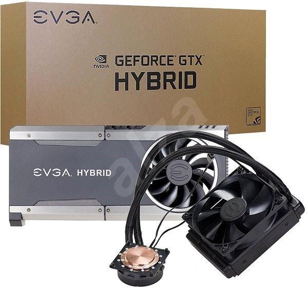 EVGA HYBRID Water Cooler (All in One) pro GTX 1070/1080 - Vodní chlazení