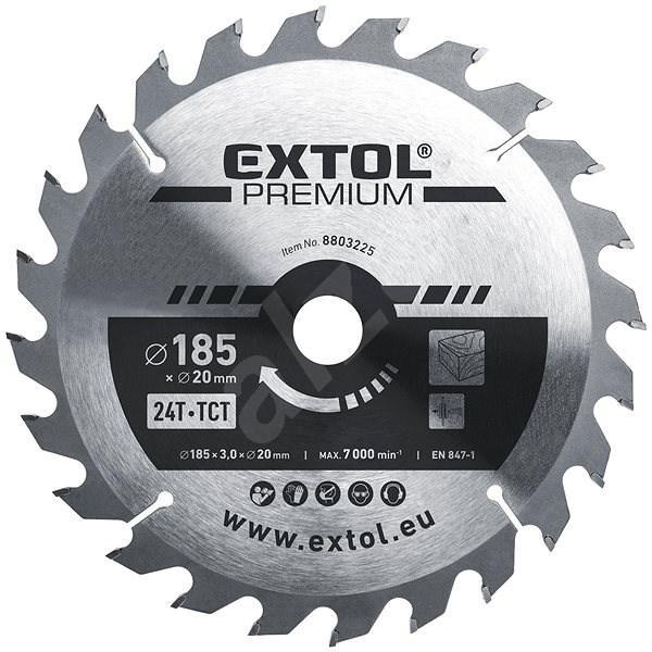 EXTOL PREMIUM 8803225 - Pilový kotouč