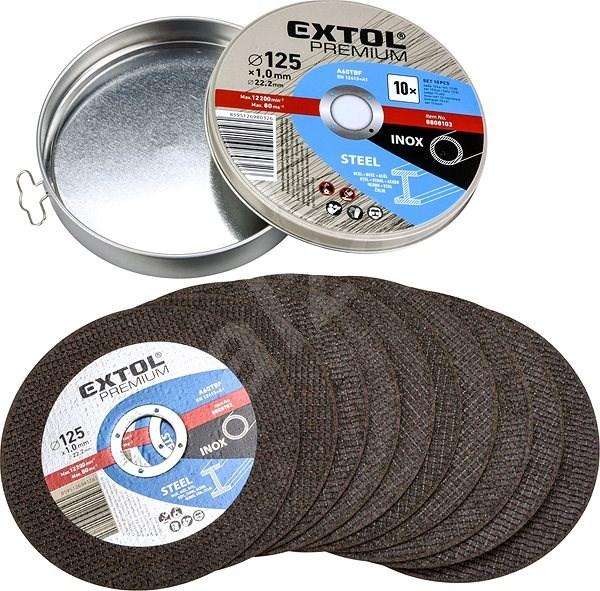 EXTOL PREMIUM 8808103 - Řezný kotouč
