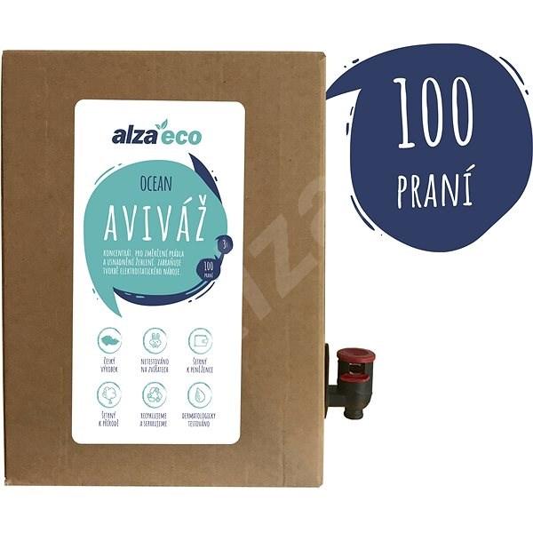 AlzaEco Aviváž Ocean 3 l (100 praní) - Eko aviváž