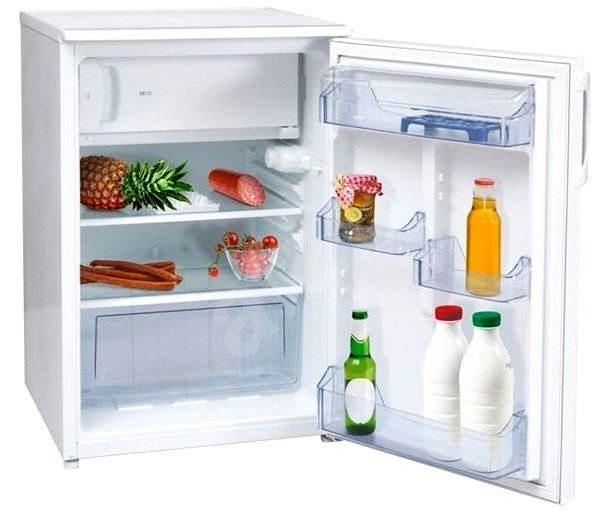 ECG ERT 10851 WA+ - Malá lednice