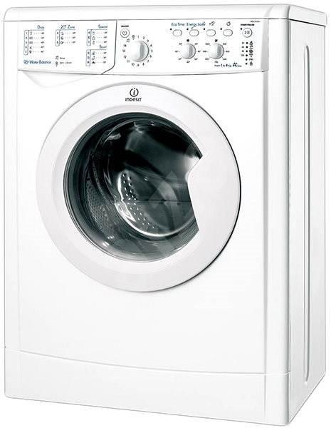 INDESIT IWUC 41051 C ECO EU - Úzká pračka s předním plněním