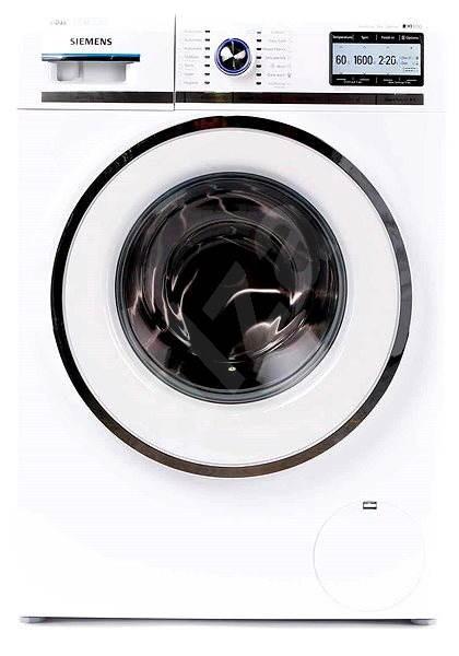 SIEMENS WM16Y891 - Pračka s předním plněním