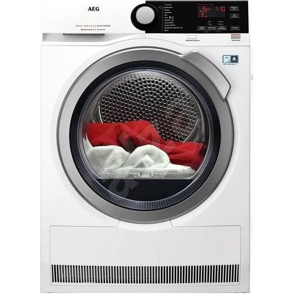 AEG AbsoluteCare T8DBE48SC - Sušička prádla