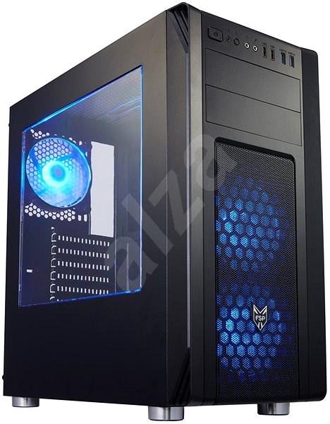 FSP Fortron CMT230 černá - Počítačová skříň
