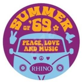 Woodstock II - Summer Of 69 Campaign (2x LP) - LP - LP vinyl