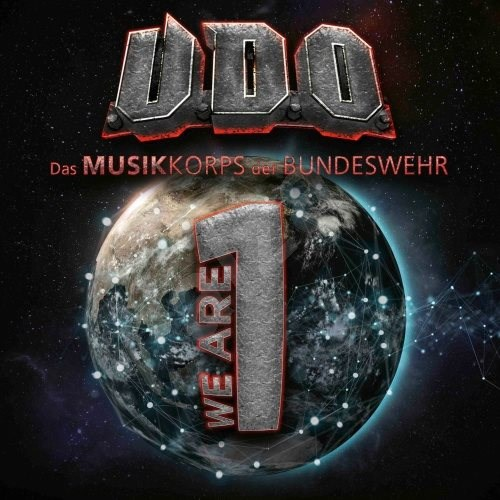 U.D.O.: We Are On (orange - limited) (2x P) - LP - LP vinyl