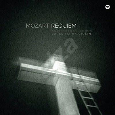 Mozart Wolfgang Amadeus / Carlo Maria Giulini: Requiem (Edice 2016) - LP - LP vinyl
