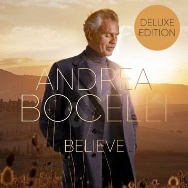 Bocelli Andrea: Believe - CD - Hudební CD