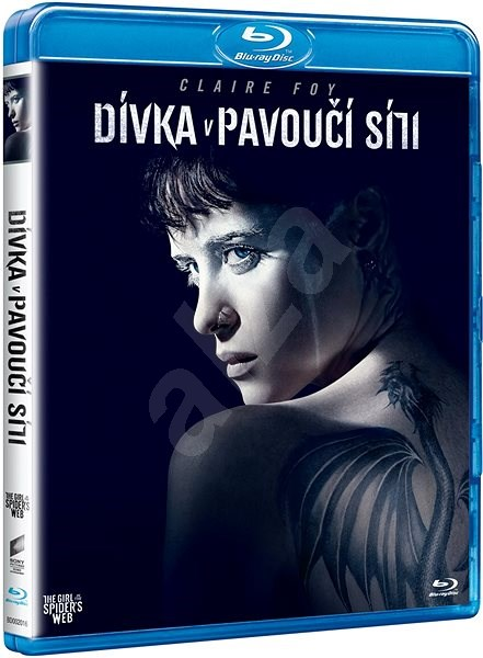 Dívka v pavoučí síti - Blu-ray - Film na Blu-ray