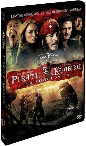 Piráti z Karibiku 3: Na konci světa - DVD - Film na DVD