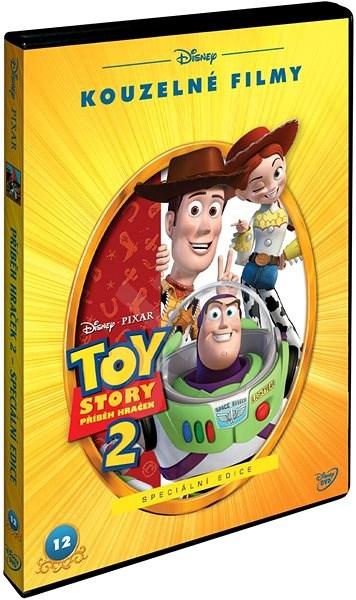 Toy Story 2.: Příběh hraček S.E.- DVD - Film na DVD