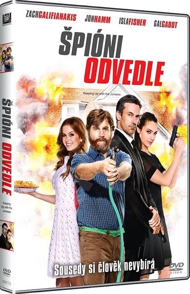 Špioni odvedle - DVD - Film na DVD
