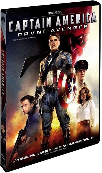 Captain America: První Avenger - DVD - Film na DVD